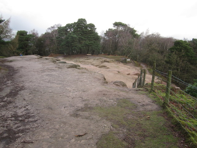 Stormy Point, Alderley Edge