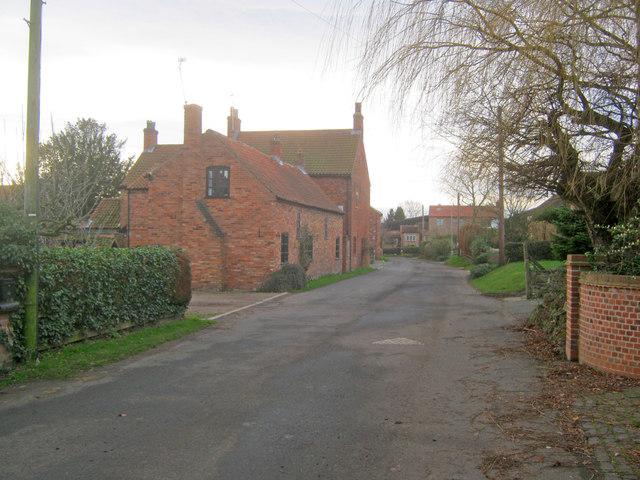 Main Street at Bathley