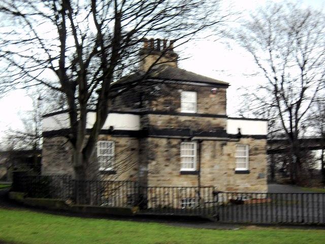 Ferrybridge Toll House