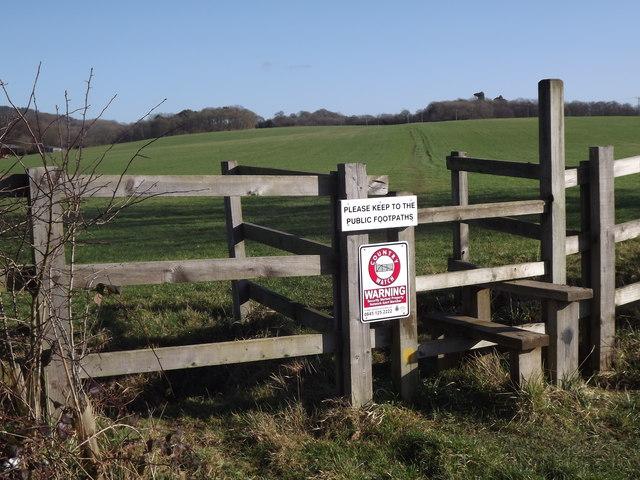 Stile by Alderbrook Farm