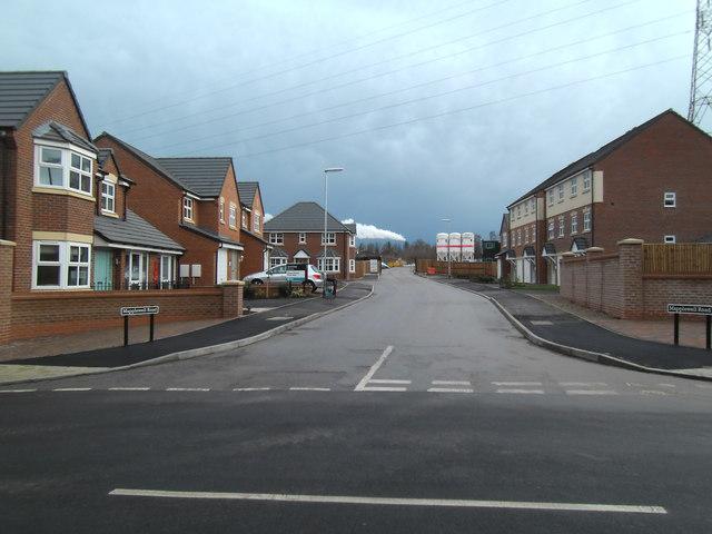 New Housing at Fryston
