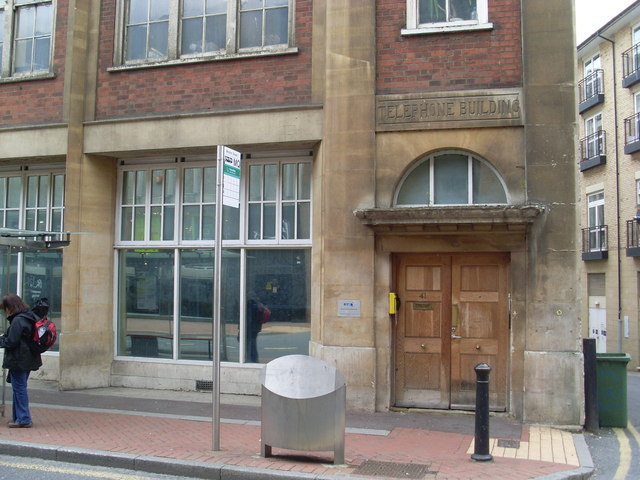 Reading Central Telephone Exchange (2)