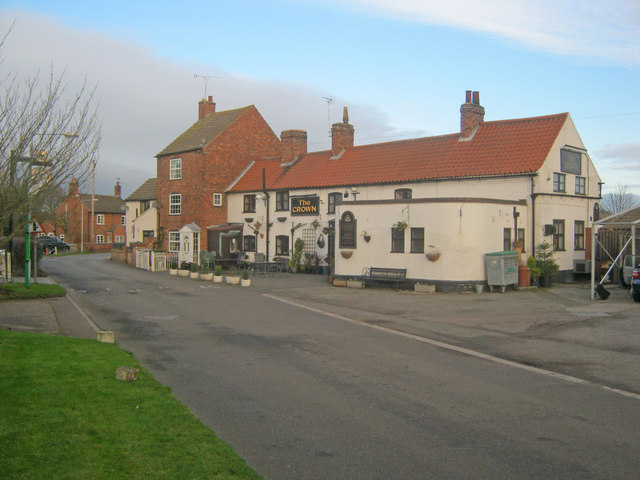 The Crown at Bathley