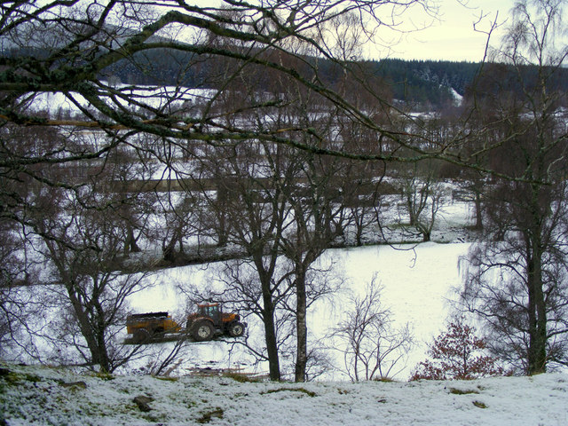The Spey Valley at Tulchan Estate