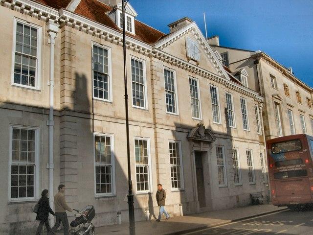 Crown Court , Lewes