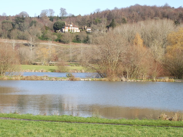 Lakes Below Willinghurst