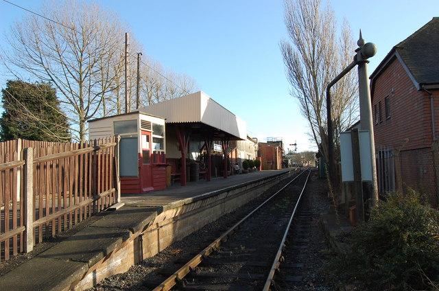 Rolvenden Station