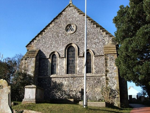 St Anne's church, Lewes