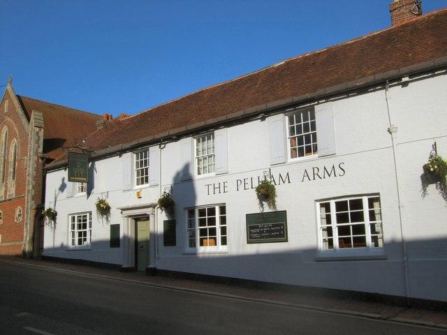 The Pelham Arms, Lewes