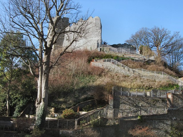 Lewes Castle Keep