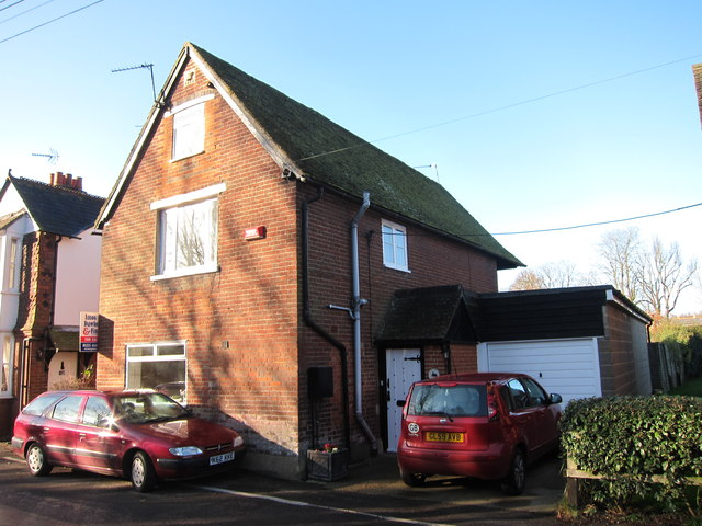 Oast House at 15 Nargate Street, Littlebourne