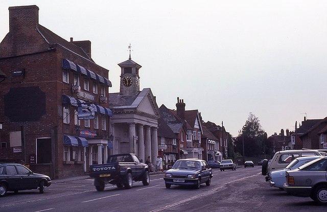 High Street, Botley