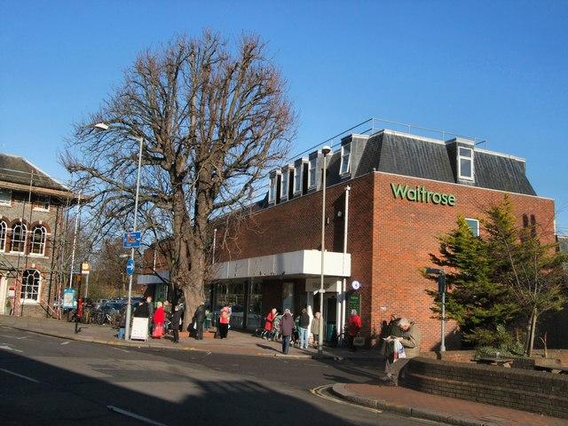 Waitrose, Lewes