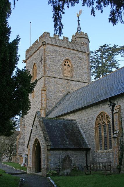 Drayton church