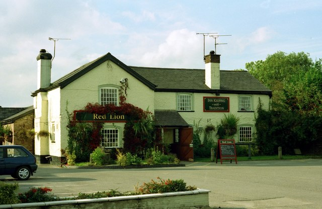 The Red Lion, Dodleston