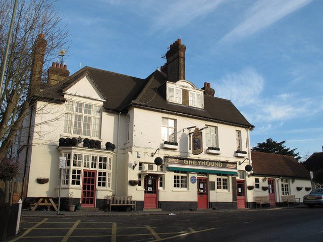 The Greyhound, Church End, NW4 (2)