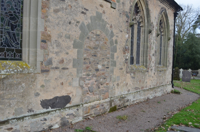 Block Door, Swithland Church