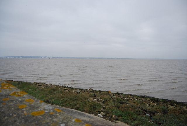 Thames Estuary at Egypt Bay