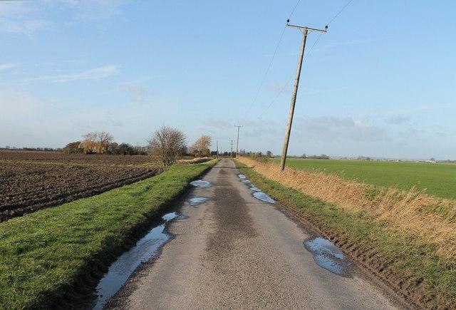 Patmans Lane