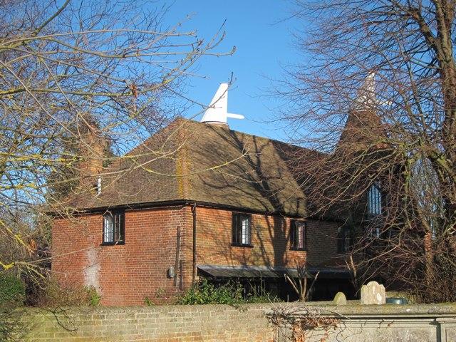 Wickham Court Oast, The Green, Wickhambreaux