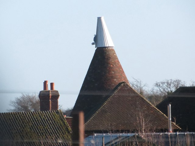 Pippins Oast, Middle Pett Farm, Pett Bottom