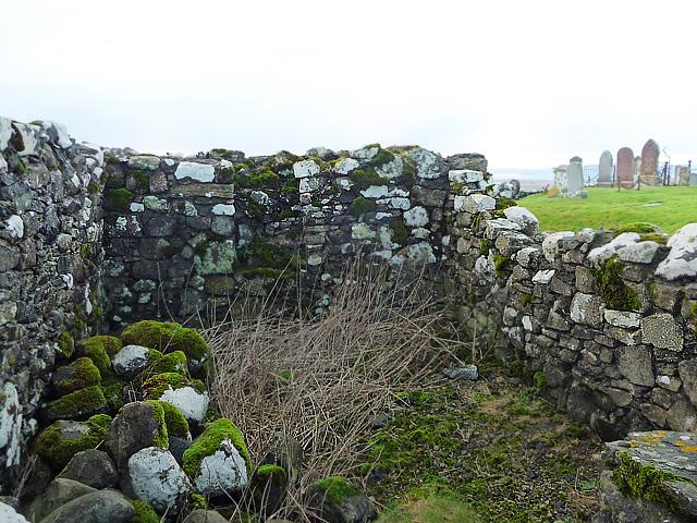 Flora Macdonald's burial place