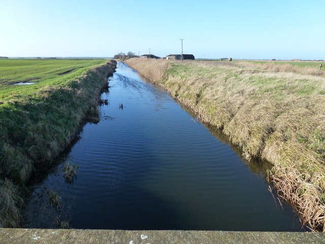Fenton Lode or Twenty Foot Drain