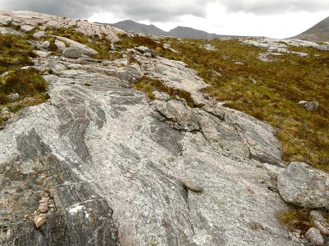 Loch Eileanach geology