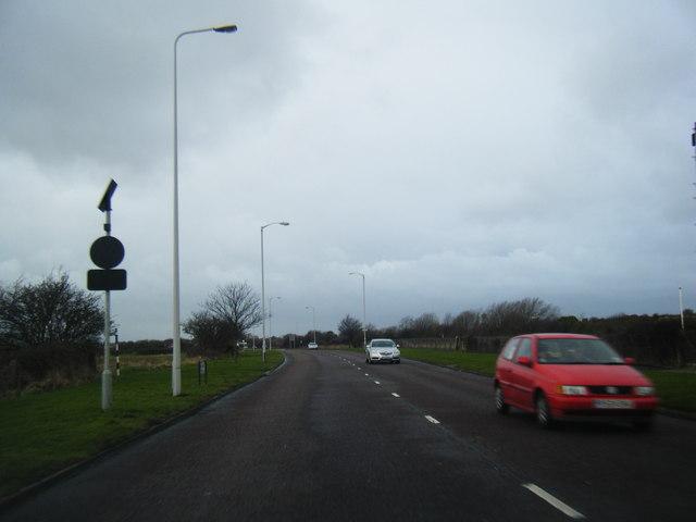 A553 Hoylake Road