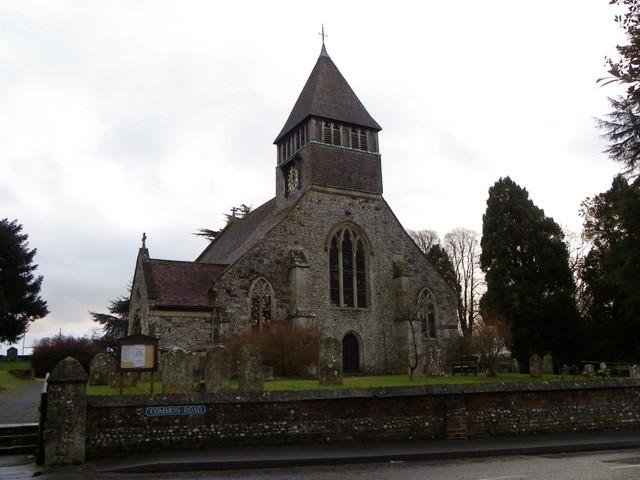 The Church of All Saints, Whiteparish