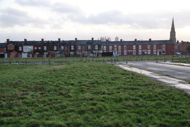 The end of terraced housing in Charlestown