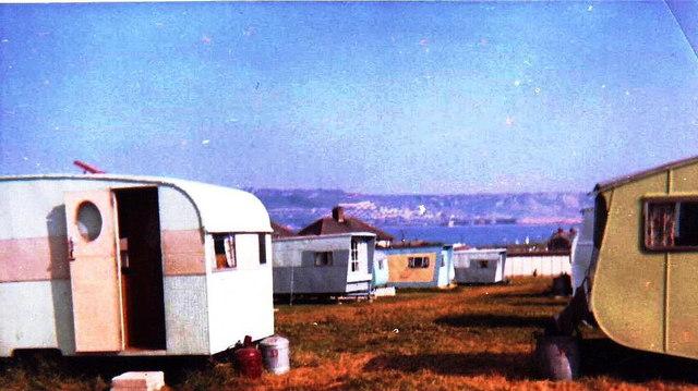 Chesil Beach Caravan Site