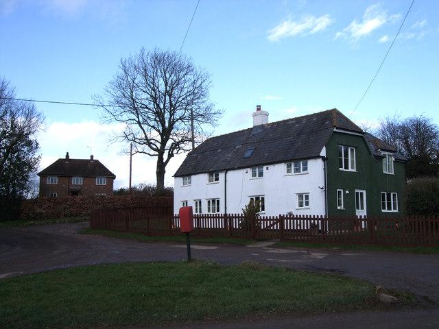 Houses, Woodsend