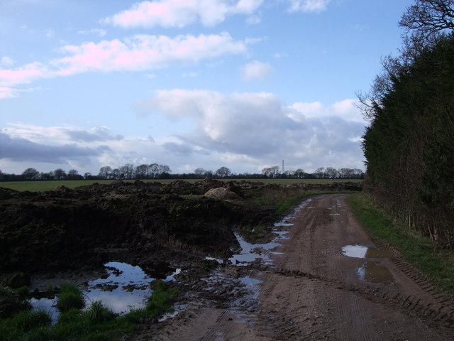 Byway diversion, Snap Farm