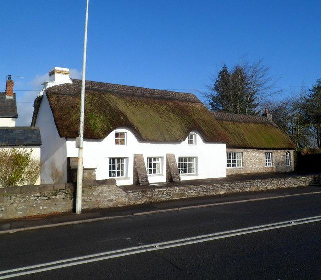 Trehill Cottage, St Nicholas