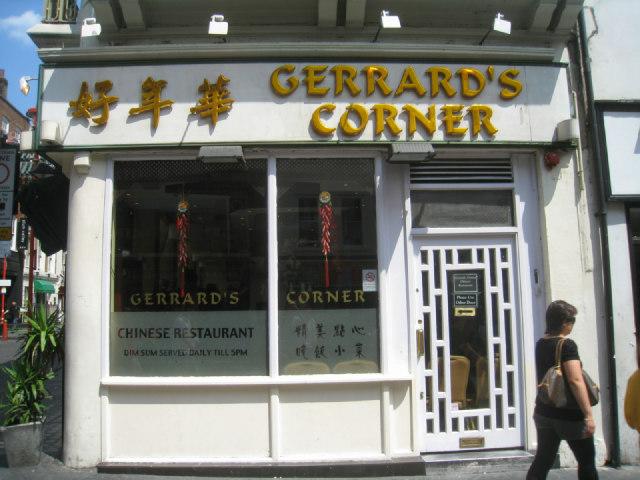 Edge of Chinatown (London)