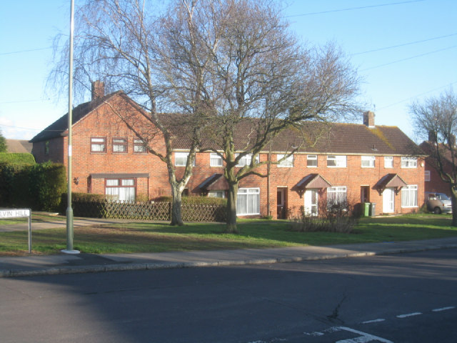 Houses on Kelvin Hill