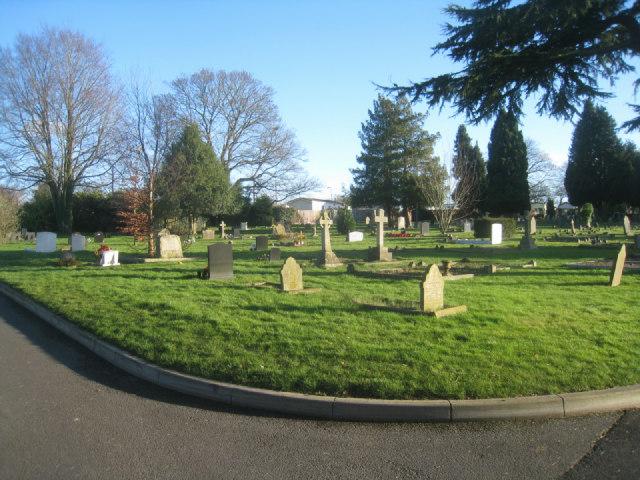 Plot H - Basingstoke cemetery