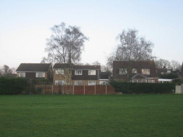 Houses in Kingsmill Road