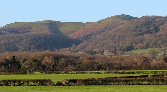 British Camp, Malvern Hills