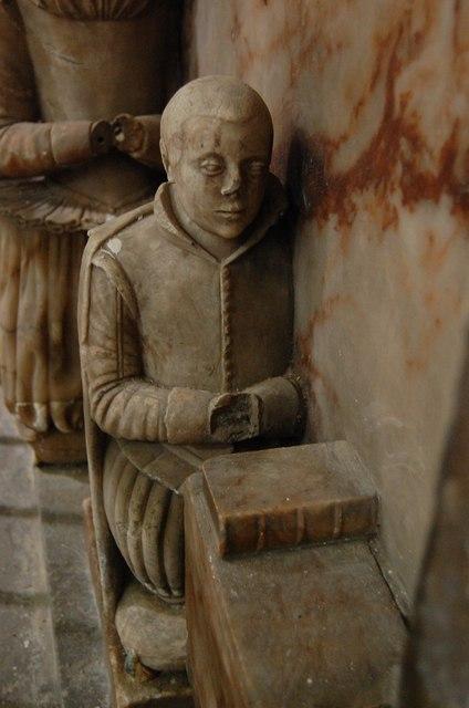 Thomas Smythe, son and heir of Sir John Smythe