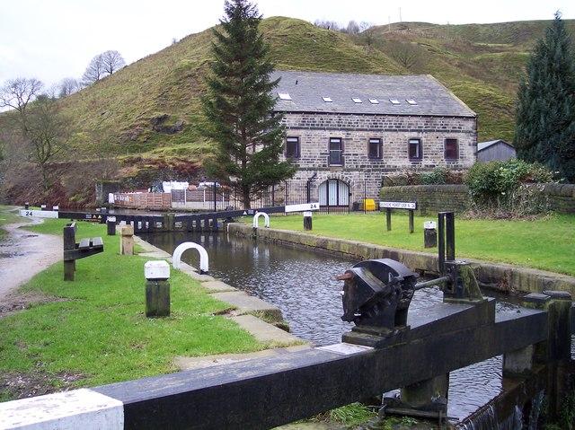 Gauxholme Highest Lock