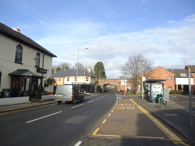 Stoke Road, Guildford