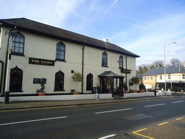 The Stoke public house, Guildford