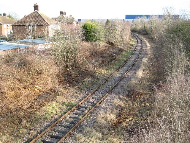 Fletton Branch Railway (1)