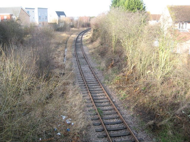 Fletton Branch Railway (2)