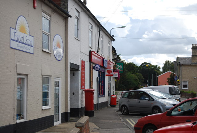 Claydon Post Office