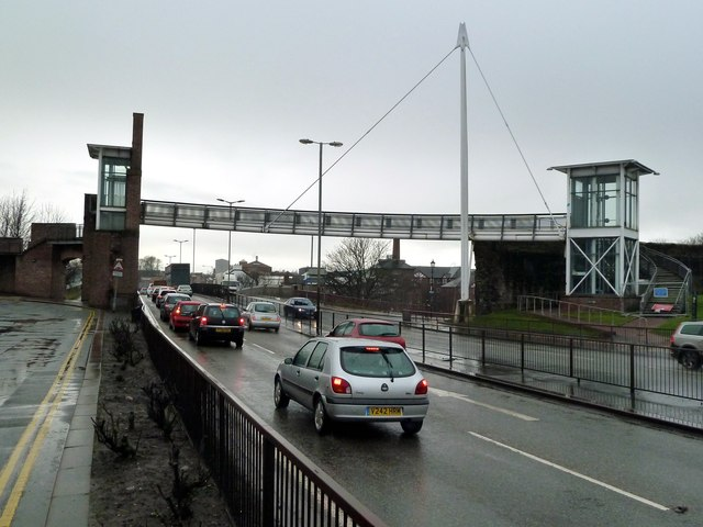 Irish Gate (Millennium) Bridge