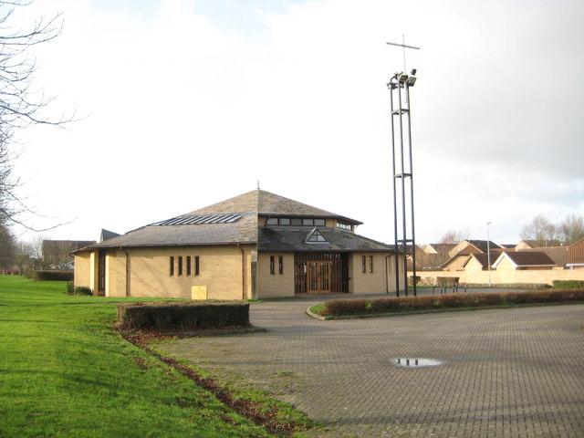 Orton Malborne: St Luke's Roman Catholic Church