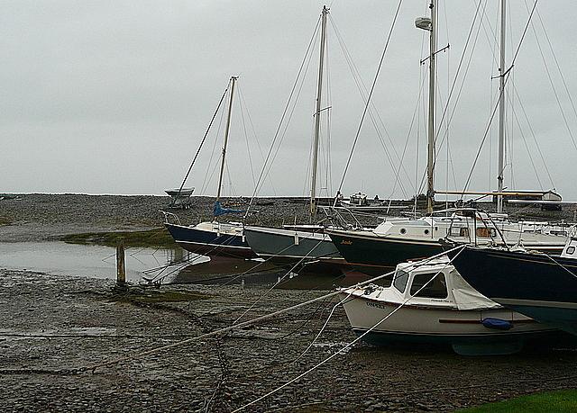 Dock at Porlock Weir